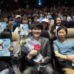 映画初主演に望月歩「自分がやっている!という感覚が楽しかった」―『五億円のじんせい』第22回上海国際映画祭での舞台挨拶に望月歩ら登壇