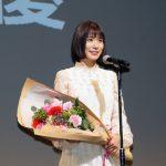 アンバサダーを務めた松岡茉優「来年も再来年も携わっていけるような映画人になっていきたい」―[第31東京国際映画祭]クロージングイベントに松岡茉優ら登壇