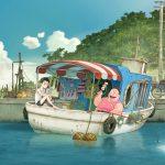 明石家さんま企画・プロデュース×西加奈子原作×STUDIO4℃アニメーション制作!―『漁港の肉子ちゃん』初夏公開決定