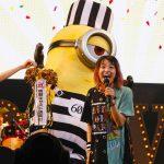 ライブでのサプライズ発表にファンから大声援!―『怪盗グルーのミニオン大脱走』LiSAが日本語吹替えで参加!吹替えシーン公開