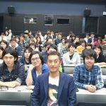 園子温を追って170時間カメラを回した大島新監督が大学で特別講義