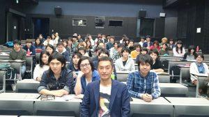 『園子温という生きもの』大島新監督特別講座 (1)