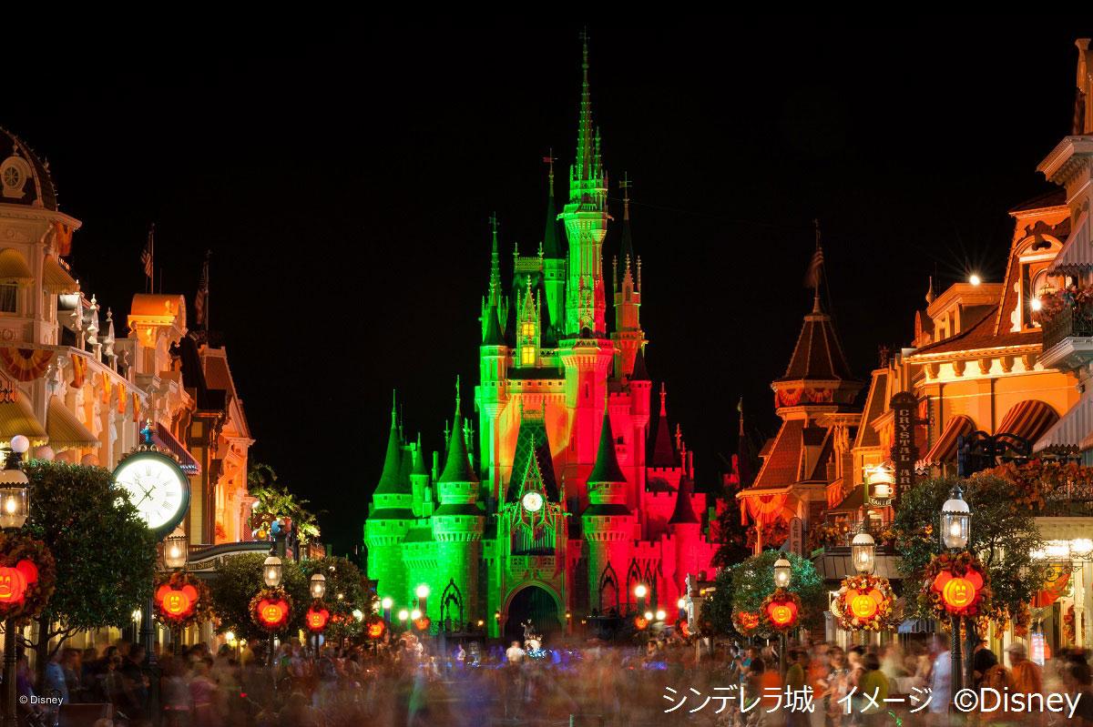 """ウォルト・ディズニー・ワールドの""""ハロウィーン""""と""""クリスマス""""を"""