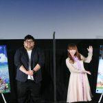 中川翔子「ポケモンの楽しみは無限大」―[第33回東京国際映画祭]『劇場版ポケットモンスター みんなの物語』舞台挨拶