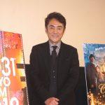 24年間スクルージを演じてきた市村正親「この役で参加できて光栄」 ―[第31回東京国際映画祭]『Merry Christmas!~ロンドンに奇跡を起こした男~』舞台挨拶
