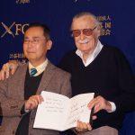 スタン・リー「何年も前に描いたものに、今でも共感する人がいることが嬉しい」―東京コミコン記者会見にスタン・リーが登壇