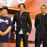 「気持ちも男前でかっこいい」チャン・チェンに「スタッフはみんな惚れてた」―第30回東京国際映画祭『Mr.Long/ミスター・ロン』イベントにチャン・チェン&SABU監督登壇