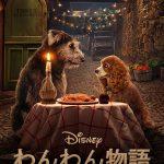 Disney+に登場する注目のオリジナル作品!―実写版『わんわん物語』最新情報が到着