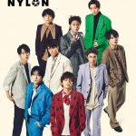『東京リベンジャーズ』×「NYLON SUPER」コラボ!豪華キャスト9人が登場