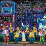 新キャッスルショーでハリー・ポッターエリア5周年をお祝い&ナイト・パレードの新演出が期間限定で登場
