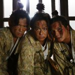 TAKAHIRO・市原隼人・岡田義徳、全員が信長!?初ちょんまげ姿にTAKAHIROの新たな魅力が満載―『3人の信長』〈場面写真〉解禁
