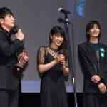 土屋太鳳「どんな役でも演じきれる女優になりたい」―第9回TAMA映画賞授賞式に豪華登壇者