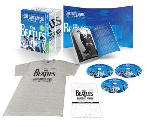 「【初回限定生産】ザ・ビートルズ EIGHT DAYS A WEEK - The Touring Years DVD コレクターズ・エディション」