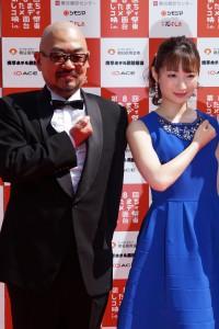 《第8回したまちコメディ映画祭in台東》レッドカーペット