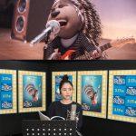 長澤まさみが本作オリジナル曲で堂々たる歌声を披露!―『SING/シング』本編映像解禁