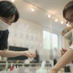 中島健人が人生初の特殊メイクに挑戦!特殊メイクアップアーティストの神業に迫る―『中島健人の今、映画について知りたいコト。』第7回