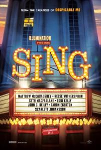 『SING(原題)』キーアート
