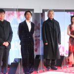 柳楽優弥「何かを目指す情熱を維持することの追い風になってくれたら」―[第33回東京国際映画祭]クロージングセレモニー