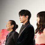 """桜井日奈子、""""リハーサルで5時間ゴミ箱をあさり続けた""""―第32東京国際映画祭『殺さない彼と死なない彼女』舞台挨拶"""