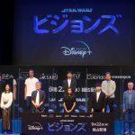 日本の7つのアニメスタジオが参加する新たなアニメプロジェクト始動!―『スター・ウォーズ:ビジョンズ』キックオフイベント
