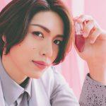 "JILL STUART Beautyタイアップ企画で立石俊樹が魅せる「恋落ち""赤""メイク」"