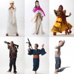松山ケンイチ演じる山田太郎を囲む、個性豊かな6人のキャラクターたちが一挙公開!