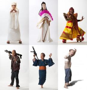 『珍遊記』6キャラクター