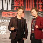 TAKAHIRO&登坂広臣が台湾でファンと交流―『HiGH&LOW THE RED RAIN』海外プレミア開催