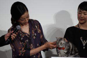 宮沢りえ、グーグー(猫)、黒木華
