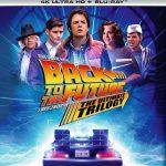 新映像特典も収録!―『バック・トゥ・ザ・フューチャー』トリロジーが35周年を記念して4K Ultra HDで登場