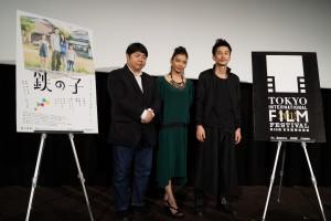 《第28回東京国際映画祭》『鉄の子』舞台挨拶