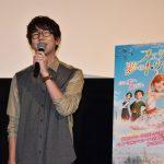 僕にとってこの映画は「花江と夢の吹き替え」でした(笑)―『フェリシーと夢のトウシューズ』舞台挨拶に花江夏樹が登壇!