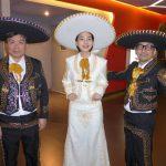 のんと片渕須直監督がマリアッチの衣装で登壇!―『この世界の片隅に』メキシコで海外プレミア開催