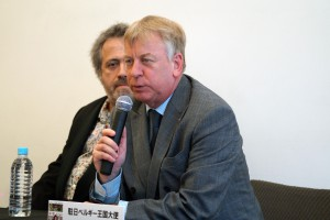 ギュンテル・スレーワーゲン駐日ベルギー王国大使