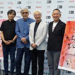 コンペ選出『ばるぼら』手塚眞監督、稲垣吾郎は日本で一番好きな俳優」二階堂ふみは「ミューズのような存在」―第32回東京国際映画祭ラインナップ発表