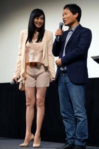 『更年奇的な彼女』監督来日記念プレミア試写会 (1)
