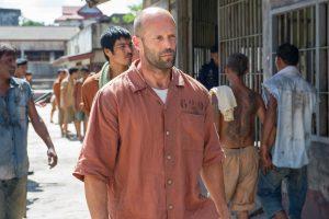 『メカニック:ワールドミッション』ジェイソン・ステイサム刑務所からの脱出