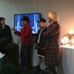 """園子温初美術館での""""気を引き締めた""""個展「ひそひそ星」がスタート!"""