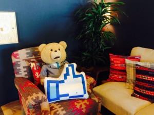 『テッド2』Facebook Live Q&A