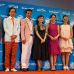 「キネコ国際映画祭2015」開幕で戸田恵子らが生吹き替えを披露