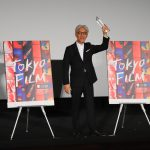 坂本龍一、東京国際映画祭SAMURAI賞受賞「35年前を思い出す」