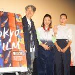 安藤桃子監督、本作は「安藤サクラを生まれたときから見ているということを生かす」ことを考えた―第30回東京国際映画祭『0.5ミリ』Q&Aに安藤サクラ、安藤桃子監督が登壇