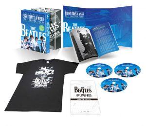 「【初回限定生産】ザ・ビートルズ EIGHT DAYS A WEEK - The Touring Years Blu-ray コレクターズ・エディション」