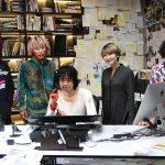 映画『キャラクター』撮影現場を訪問したSEKAI NO OWARIメンバーに菅田将暉「家族感ありますね」