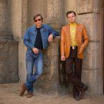 ディカプリオがブラピとの2ショット写真を公開!―クエンティン・タランティーノ監督最新作『ワンス・アポン・ア・タイム・イン・ハリウッド』撮影開始