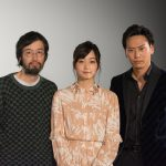 ドキドキの初レッドカーペットに深川「すごく楽しかったです」!―第30回東京国際映画祭『パンとバスと2度目のハツコイ』舞台挨拶に深川麻衣、山下健二郎ら登壇