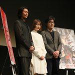 花澤香菜「もともと好きな作品にかかわることができてうれしい」―第32回東京国際映画祭『HUMAN LOST 人間失格』舞台挨拶