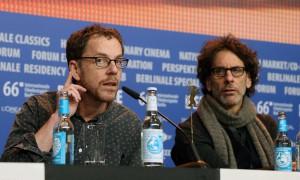 左から、イーサン・コーエン、ジョエル・コーエン