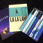オシャレなビジュアルのポストカードセットが先着特典―『ラ・ラ・ランド』前売券ムビチケカード発売