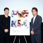 TAKAHIROが「本編よりも号泣してました」という役作りとは?―『ウタモノガタリ-CINEMA FIGHTERS project-』福島でのトークイベントにTAKAHIRO、松永大司監督登壇